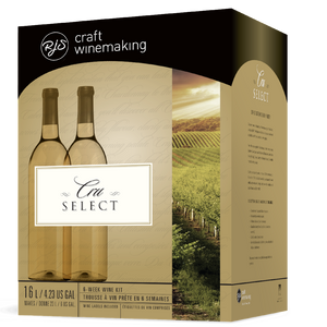 6 Week Cru Select - Wine Craft