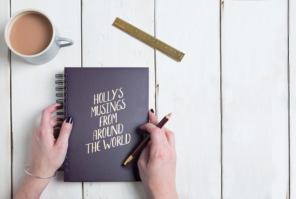 Personalised Memory Book - Any Words