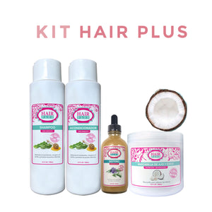 KIT HAIR PLUS
