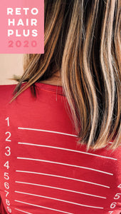 Camiseta RETO HAIR PLUS