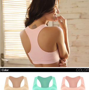 Top Athletic Running Sports Bra