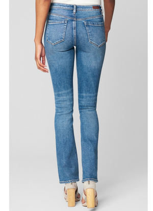 Star Bursts Cooper Blue Washed Denim Jeans