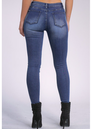 Blues Jeggings