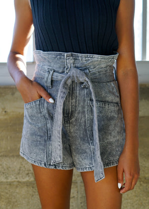 Fearless High-Waisted Short
