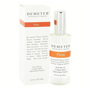 Demeter Demeter Pizza Cologne Spray, 4 Ounce - White Elephant Gift