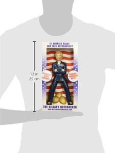 The Hillary Nutcracker - White Elephant Gift