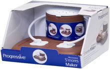 Load image into Gallery viewer, Prep Solutions by Progressive Microwave S'mores Maker, PS-68BR, Perfect Gift Idea, Indoor Smores Maker - White Elephant Gift