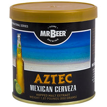 Load image into Gallery viewer, Mr. Beer Aztec Mexican Cerveza 2 Gallon Homebrewing Refill, Multicolor