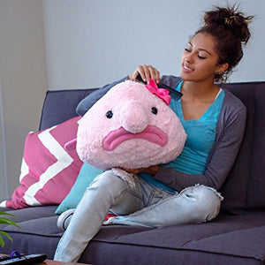 Hashtag Collectibles Stuffed Blobfish Plush