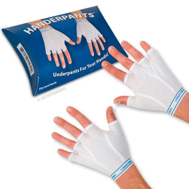 Accoutrements Handerpants - White Elephant Gift