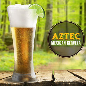 Mr. Beer Aztec Mexican Cerveza 2 Gallon Homebrewing Refill, Multicolor