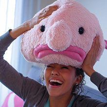 Load image into Gallery viewer, Hashtag Collectibles Stuffed Blobfish Plush