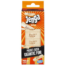 Load image into Gallery viewer, Hasbro Jenga Mini Game - White Elephant Gift
