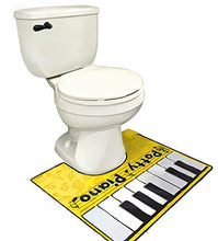 Load image into Gallery viewer, BigMouth Inc. Potty Piano, Hilarious Toilet Fun, Song Book Included for Your Potty Party - White Elephant Gift