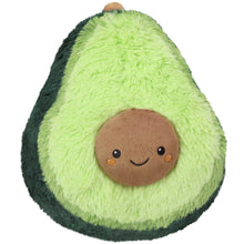 "Load image into Gallery viewer, Squishable / Mini Comfort Food Avocado Plush 7"" - White Elephant Gift"