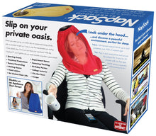 Load image into Gallery viewer, Prank Pack Nap Sack - White Elephant Gift