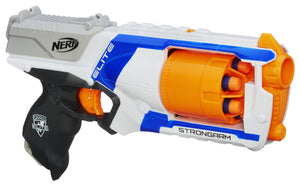 Nerf N-Strike Elite Strongarm Blaster (Amazon Exclusive) - White Elephant Gift
