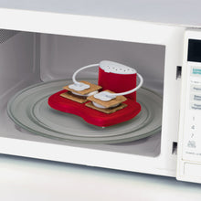 Load image into Gallery viewer, Prep Solutions by Progressive Microwave S'mores Maker - White Elephant Gift