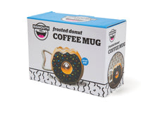 Load image into Gallery viewer, BigMouth Inc The Original Donut Mug, Ceramic 14oz, Chocolate Frosting with Sprinkles, Funny Coffee, Tea, Hot Chocolate Mug Gift