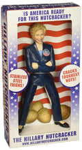 Load image into Gallery viewer, The Hillary Nutcracker - White Elephant Gift
