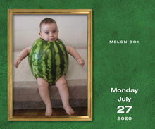 Load image into Gallery viewer, Awkward Family Photos 2020 Day-to-Day Calendar