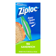 Load image into Gallery viewer, Ziploc Sandwich Bags - White Elephant Gift
