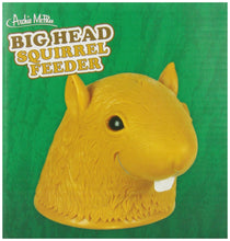 Load image into Gallery viewer, Accoutrements Big Head Squirrel Feeder - White Elephant Gift