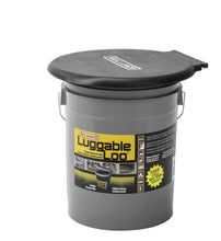 Load image into Gallery viewer, Reliance Products Luggable Loo Portable 5 Gallon Toilet - White Elephant Gift