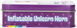 Accoutrements Inflatable Unicorn Horn - White Elephant Gift