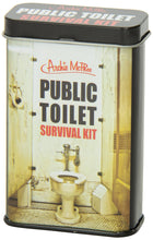 Load image into Gallery viewer, Accoutrements Public Toilet Survival Kit - White Elephant Gift