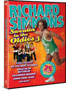 Richard Simmons - Sweatin' to the Oldies 3 - White Elephant Gift