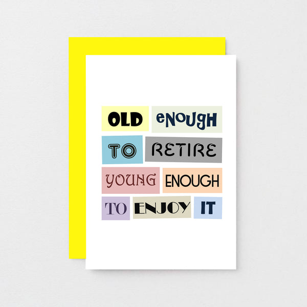 Retirement Card-SixElevenCreations-SE0068A6