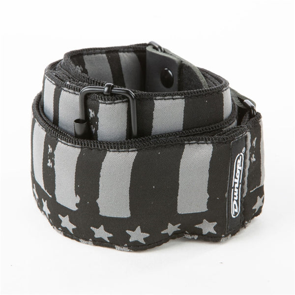 Dunlop D67-13 Tracolla Jacquard Stars And Stripes