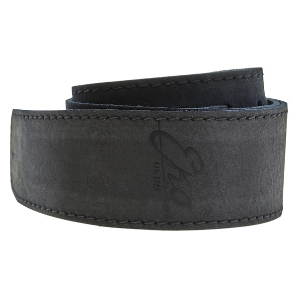 Eko Gbu Strap Leather Plus Black