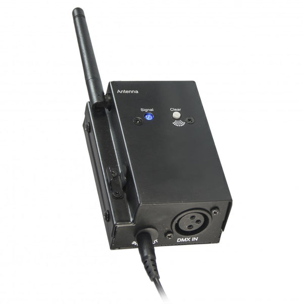 Ibiza WD200RX Wireless DMX Receiver 2.4GHz