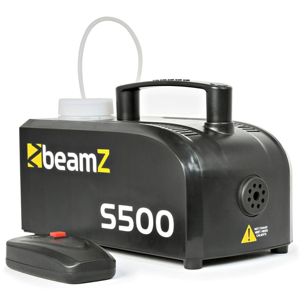 BeamZ S500P Smokemachine incl fluid