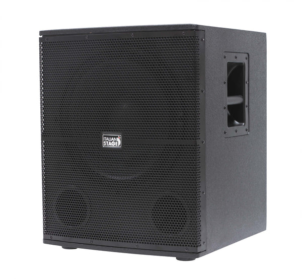 Italian Stage <p>15 Wooden Subwoofer</p>