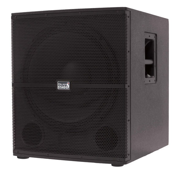 Italian Stage <p>18 Wooden Subwoofer</p>