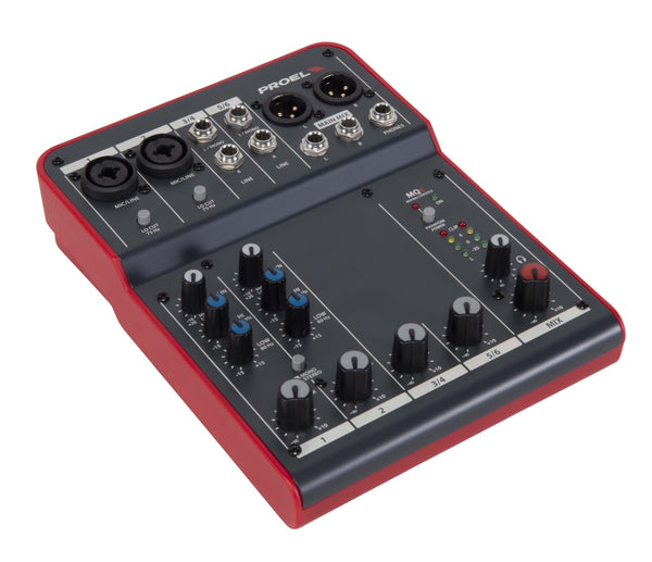 Proel <p>compact 6-channel Mixer</p>