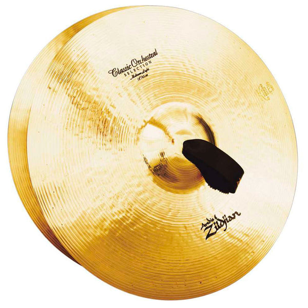 Zildjian  18'' Coppia Orchestral Selection Medium Light (cm. 45)