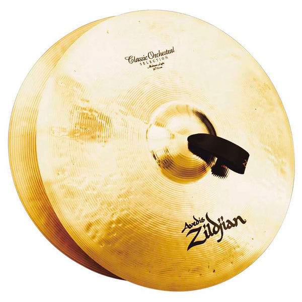 Zildjian  20'' Coppia Orchestral Selection Medium Light (cm. 51)