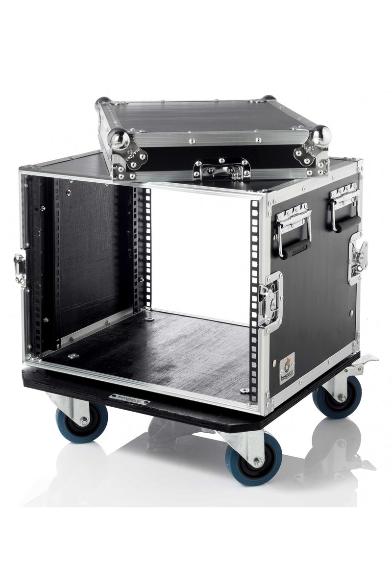 bespeco   CRO308PR FLIGHT CASES IN LEGNO