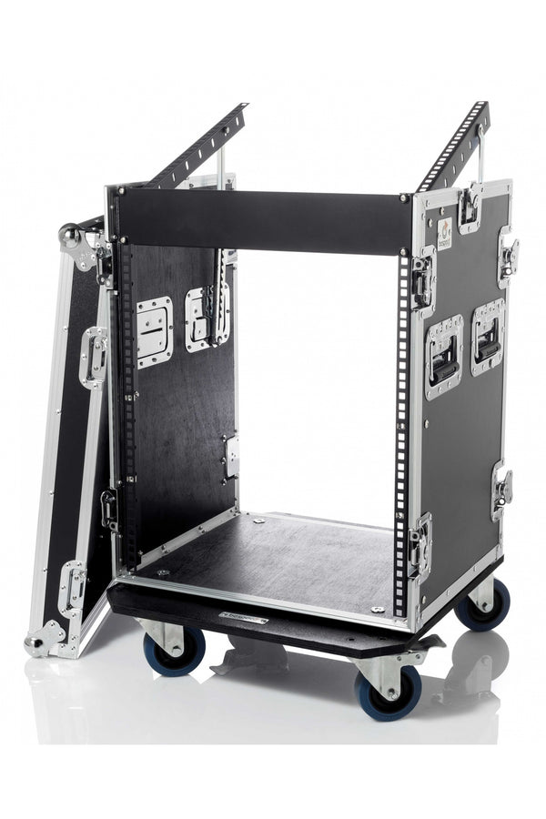 bespeco CROMIX12PR Flight cases professionali in legno