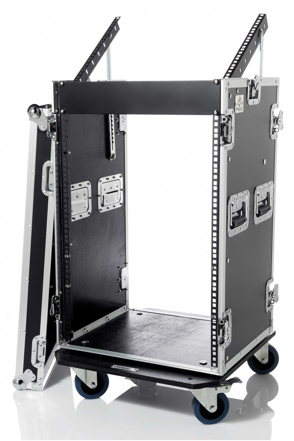 bespeco CROMIX15PR Flight cases professionali in legno