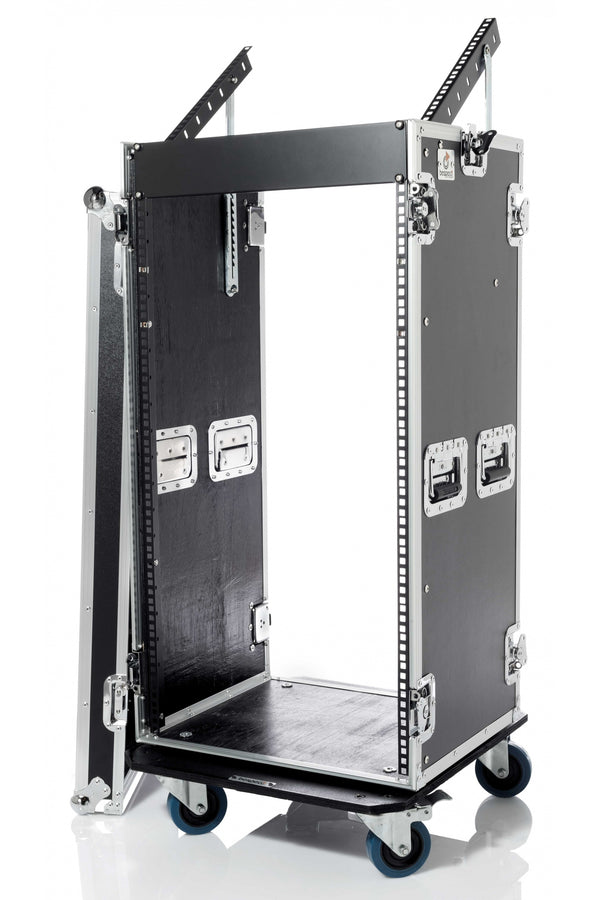 bespeco CROMIX20PR Flight cases professionali in legno