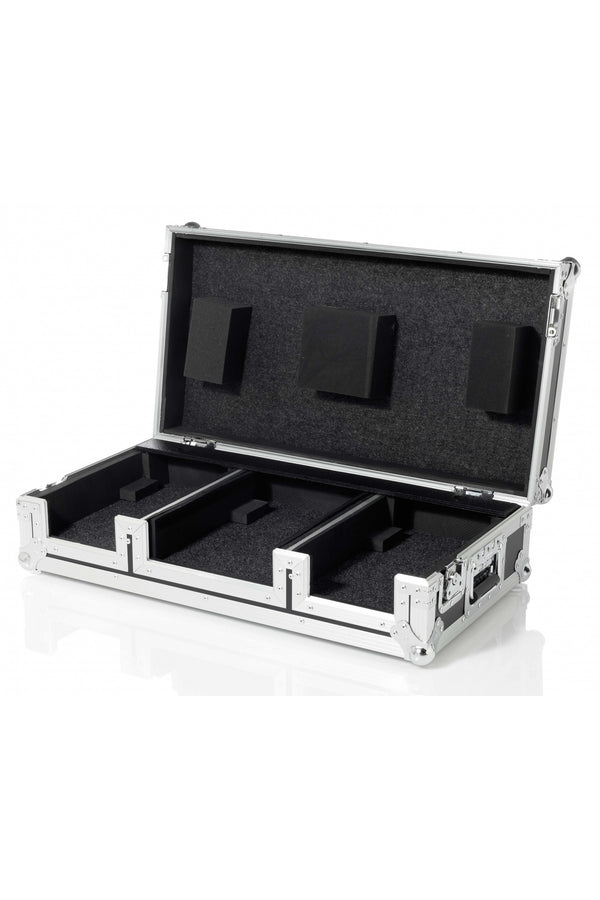 "bespeco DJCSCOF02 Coffin case per mixer da 10"" e n. 2 lettori CD"