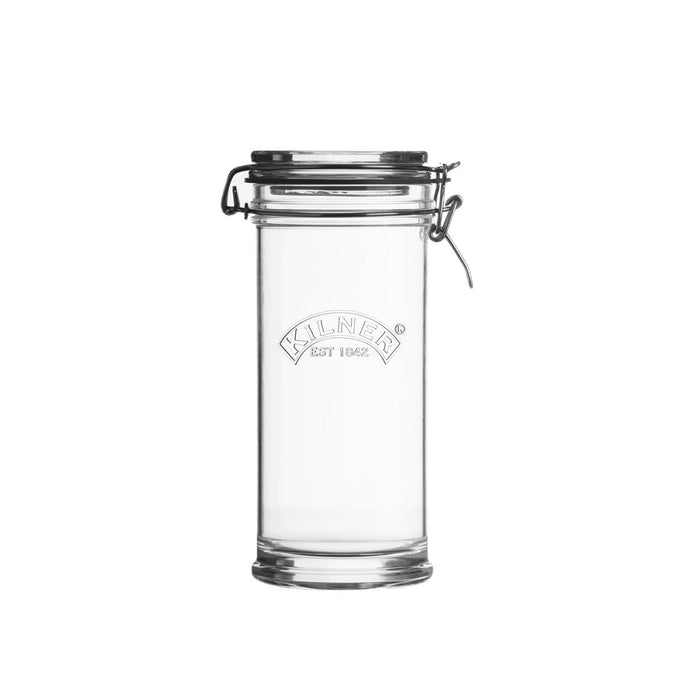 Reusable Glass Signature Clip Top Jar, Min. Order (Pack of 10 pieces)