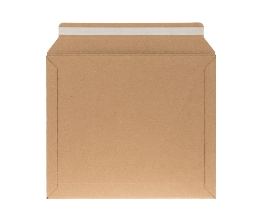 100% Recycled Cardboard Envelopes