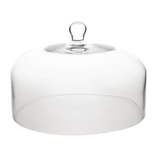 Reusable Glass Olympia Cake Stand Dome, Min. Order (Pack of 10 pieces)