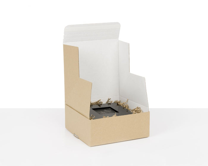100% Recycled Secure Postal Boxes, Min. Order (Pack of 50 pieces)